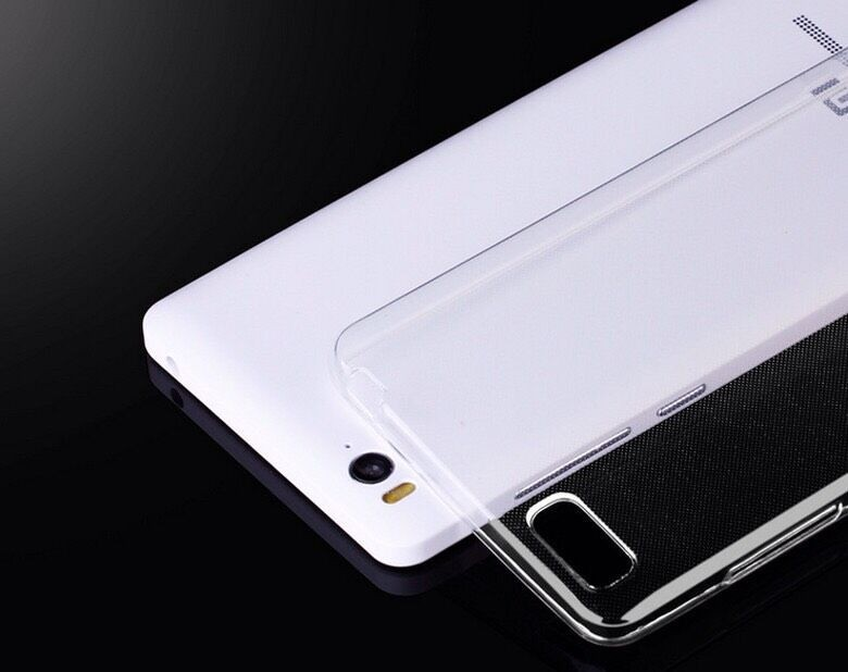For Xiaomi mi4i Silicon Case TPU 100% New Accessories Comfortable Clear Back Protector Cover For Xiaomi mi 4i Mobile Phone