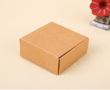 Buy Size:149*77*11mm Kraft Paper Packing Box Folding Paper Box Brown Natural Packaging Box Paper Gift Box Handmade Soap for $12.25 in AliExpress store