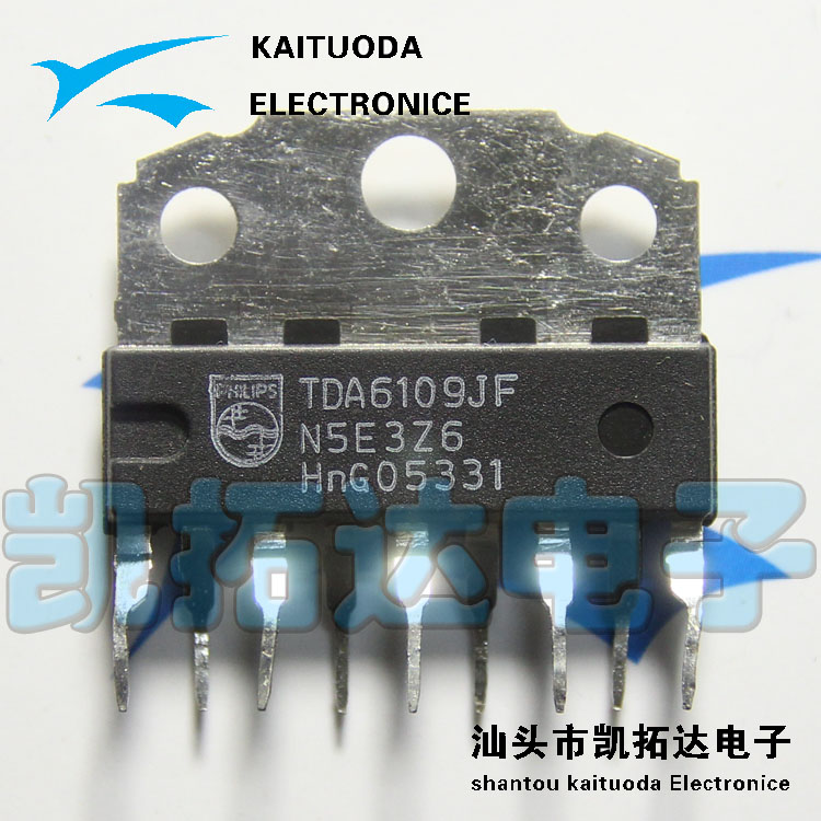 TDA6109JF video amplifier(China (Mainland))