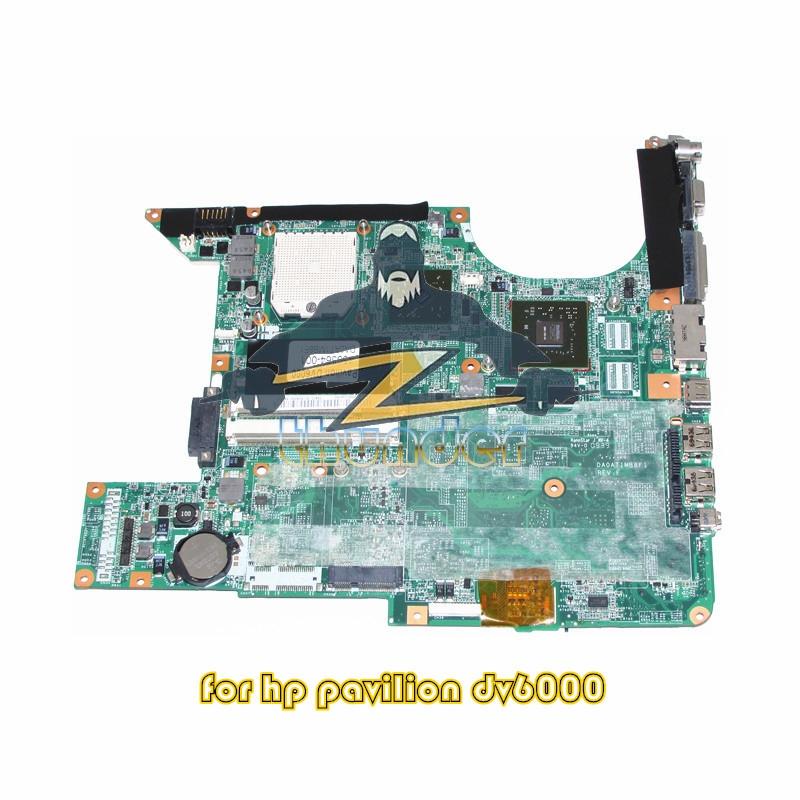 459564-001 31AT1MB00B0 for HP Pavilion DV6000 Series laptop motherboard ddr2(China (Mainland))