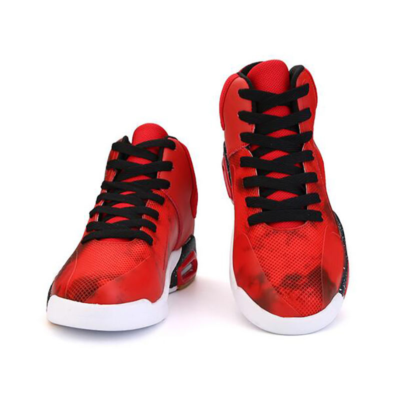 2015 new man fashion of <font><b>basketball</b></font> <font><b>shoes</b></font> cushioning sneakers for men training mesh breathable and comfortable on hard court 120
