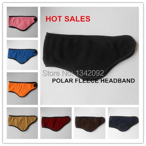 [해외]Polar Fleece Headband Winter Warm Ear Warmer Wrap ..