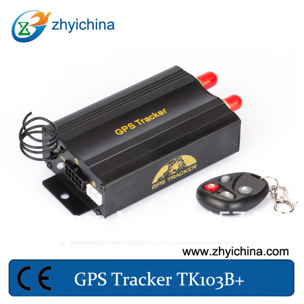 online satelite tracking Auto Track Get location in real street/address name sim card gps vehicle tracker TK103B-2(China (Mainland))