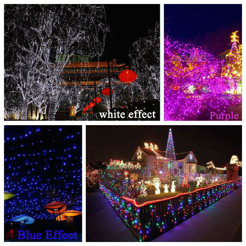 Do Led String Lights Get Hot : Free shipping Hot Sale 100 LED 10M String Light Christmas/Wedding/Party Decoration Lights AC ...