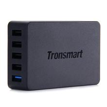 Tronsmart font b Phone b font Charge 2 0 5 Ports Desktop USB Wall font b
