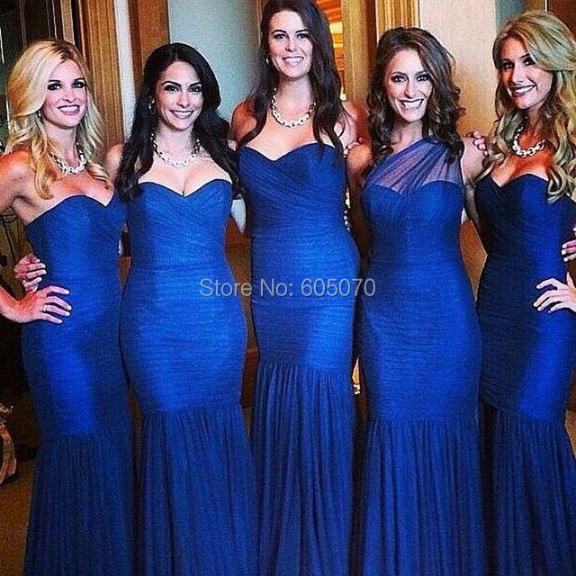 Платье для подружки невесты International Yummy Royal Blue handbook of international economics 3