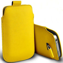 High Quality Fashion For HTC Desire 326G PU Leather Phone Bags Cases 13 Colors Pouch Case Bag Cell Phone Accessories