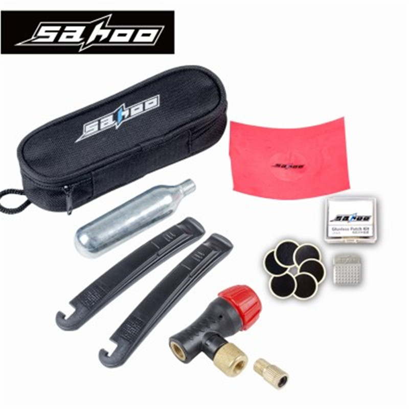 2016 New Arrival Sahoo Bike Tire Repair Tools Kits Cheapest Mtb Road Bicycle Tire Repair Tool Patch Kit Tube Repair Tools Kits(China (Mainland))