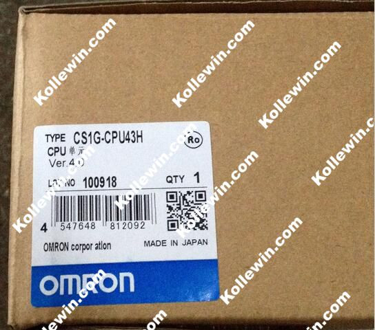 Купить CS1G-CPU43H ПЛК Программируемый Логический Модуль Контроллера, CS1GCPU43H НОВЫЕ В КОРОБКЕ.