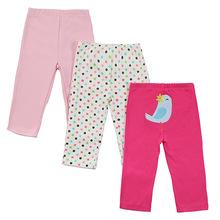 3 ШТ./ЛОТ новорожденных Детские полной длины Брюки брюки дети мальчики девушки хлопка брюки брюки капри детские Брюки для мальчиков 1008 04(China (Mainland))