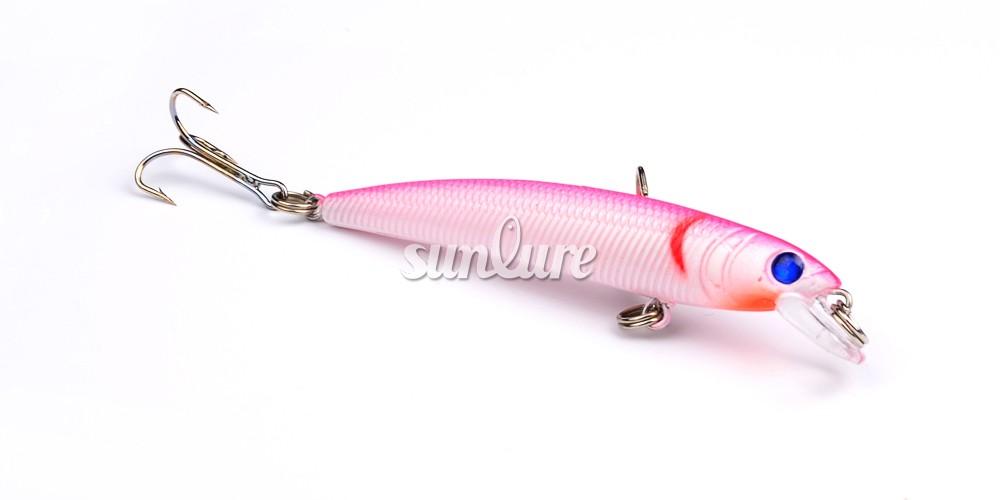 Приманка для рыбалки 2016 Sunlure pro 2 7.5cm/5.6g 6