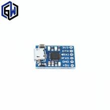 Buy 1pcs CJMCU CP2102 MICRO USB UART TTL Module 6Pin Serial Converter UART STC Replace FT232 NEW arduino for $1.18 in AliExpress store