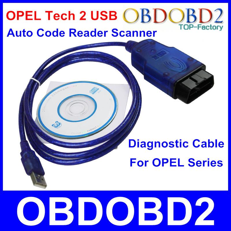 Специально для OPEL серии OPEL технологий 2 интерфейс USB OPEL TECH2 USB OBD II диагностический разъем кабеля три года гарантии