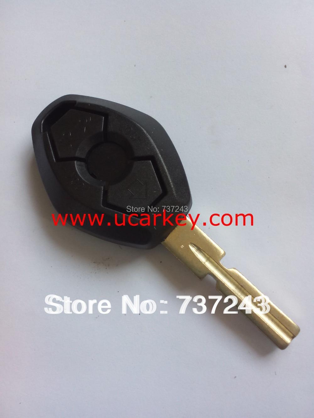 4 track for bmw remote key case /key blank &key case for bmw& for bmw flip key blank FOB price with high quality(China (Mainland))