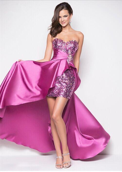 Выпускные платья из Китая