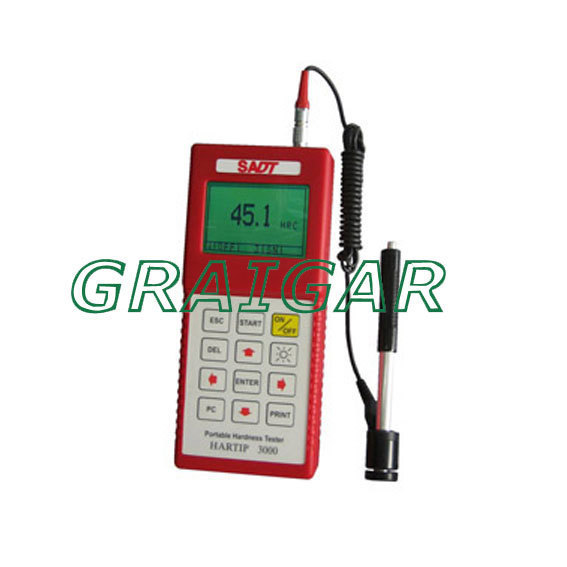 Portable Hardness Tester SADT HARTIP 3000,Fast Shipping<br><br>Aliexpress