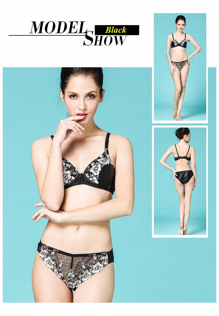 New arrival double-faced pure silk bra&amp;briefs set,100% mulberry silk lace sexy lingerie,100% silk sexy underwear womenОдежда и ак�е��уары<br><br><br>Aliexpress