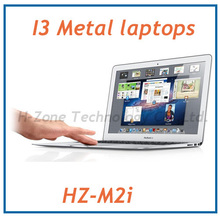 13.3″ Ultra Thin Ultrabook Laptop With Metal Case Intel i3-3217U Dual Core 1.8Ghz 2GB RAM 64GB SSD 8400mAh Battery 1.3MP Camera