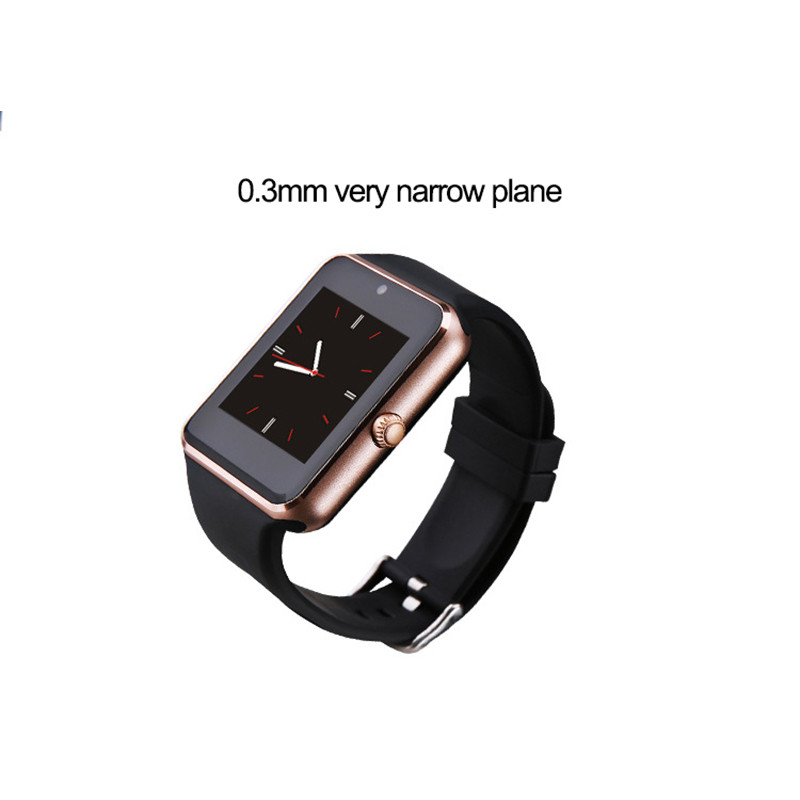 Bluetooth Smart Watch Phone Android Reloj Inteligente Supported Remote Camera Video Recording PSG SIM Electronic Wearable Device