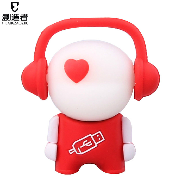 16g usb flash drive recessionista music cartoon usb flash drive usb flash drive