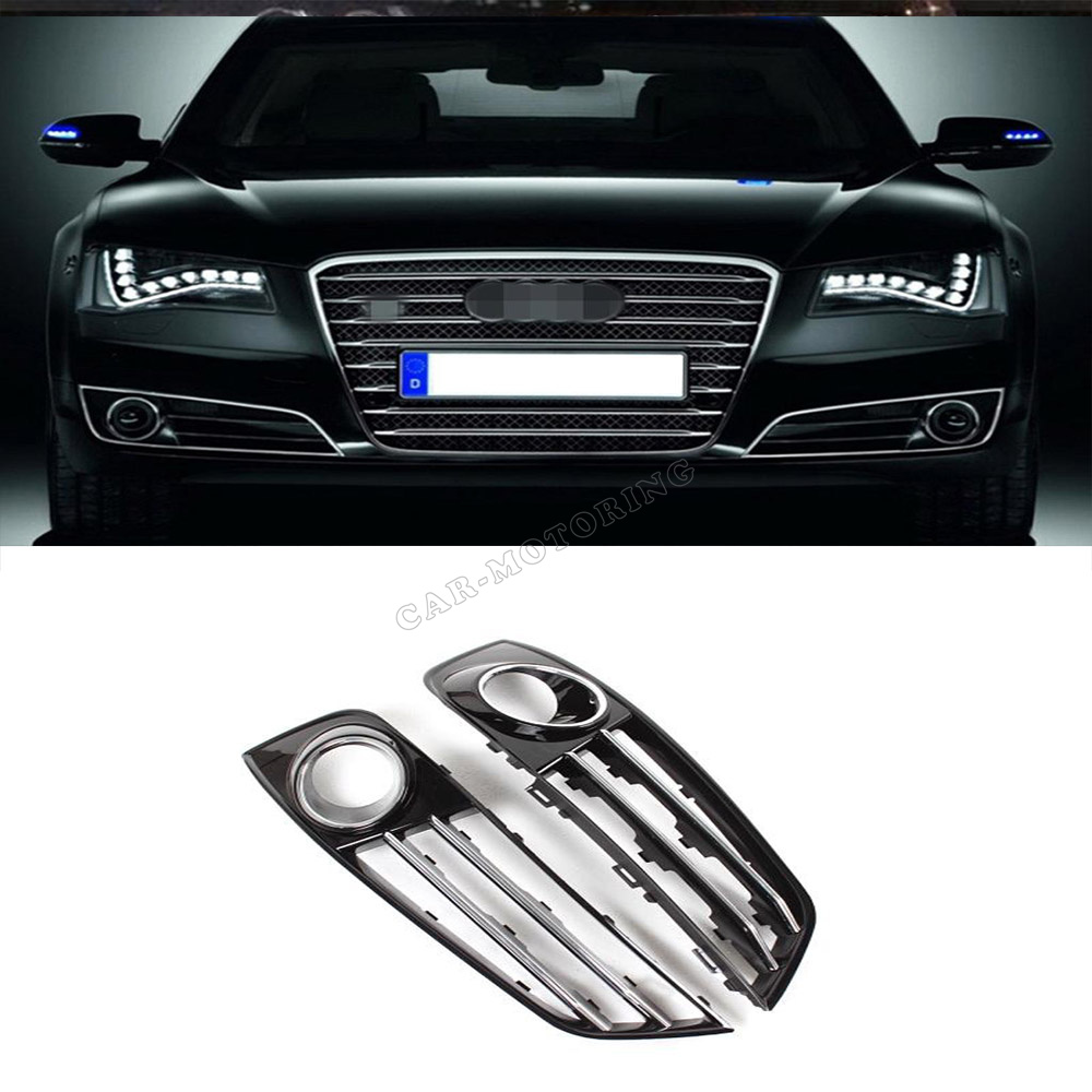 Audi front bumper cover promotion shop for promotional audi front bumper cover on aliexpress com