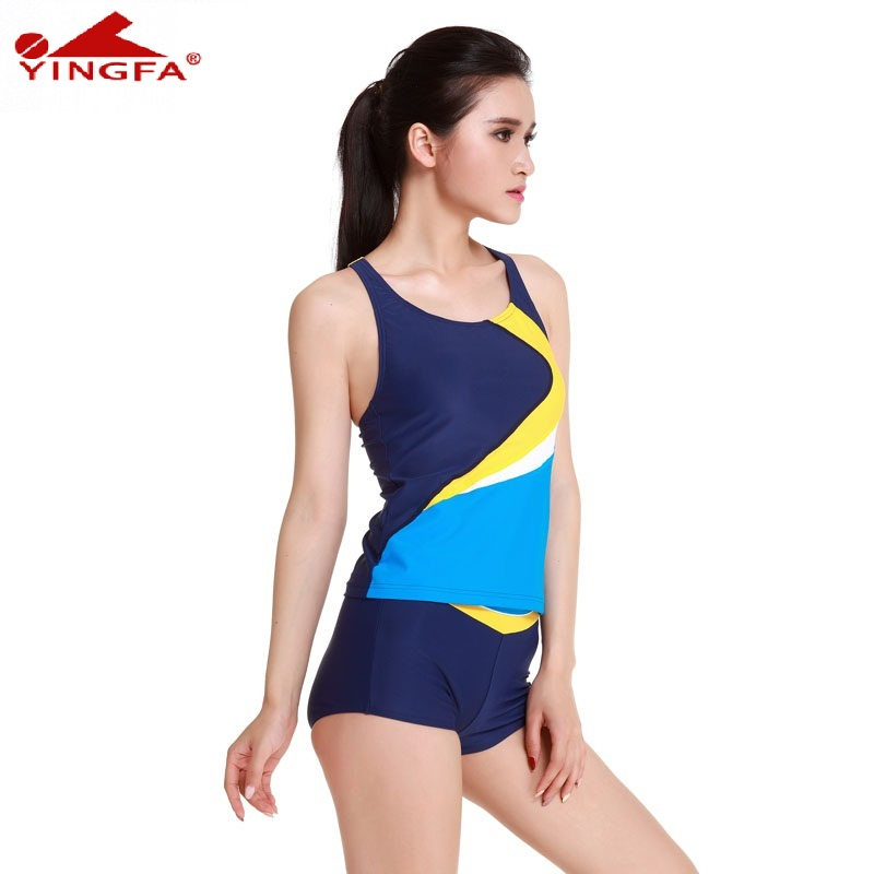 Yingfa new professional sport suit women padded suit brand ...