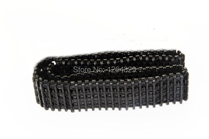 50CM!3818/3818-1RC tank chassis caterpillar/plastic track/tank tracks parts,Free shipping(China (Mainland))