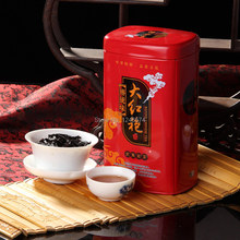 60g Chinese Wuyi Da Hong Pao Big Red Robe Oolong Tea Original Gift Tea Oolong China Healthy Care Dahongpao Tea+Free Shipping(China (Mainland))