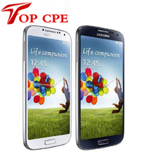 "Buy Unlocked Original Samsung Galaxy S4 i9500 i9505 Mobile Phone 13MP Camera 16GB ROM 5.0"" inch 1920X1080 GPS Refurbished Cell Phone for $96.20 in AliExpress store"
