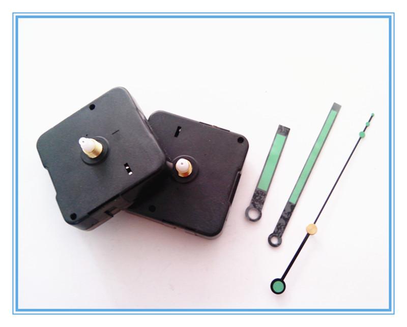 50PCS Quality Standard Sweep Clock Movements Plastic Wall Clock Movement(China (Mainland))