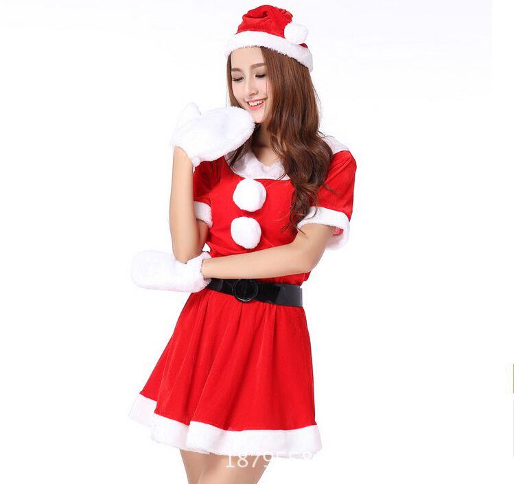 Woman Santa Outfit Reviews - Online Shopping Woman Santa Outfit Reviews On Aliexpress.com ...