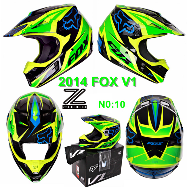 Fox Racing V1 Helmet Review at RevZillacom  YouTube