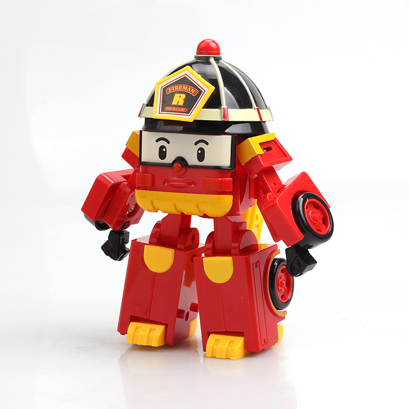 Cartoon Robot Toy : Roy toy reviews online shopping on
