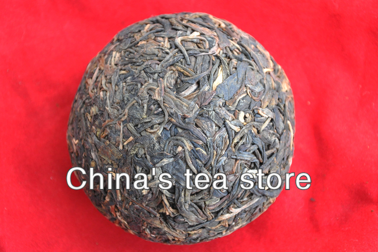 New and Hotsale Pu er Long Park Road 2008yr China 100 g raw tea Tuo tea