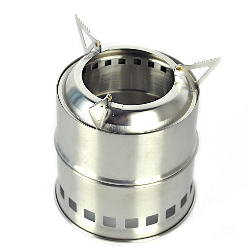 Outdoor-Wood-Burning-Stove-Backpacking-Portable-Survival ...