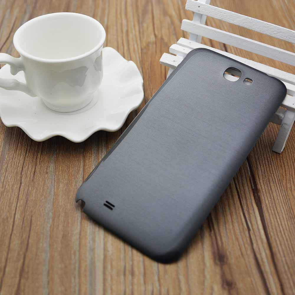 For Samsung Note2 Case original Battery phones Cover Luxury Material Case Battery phones Cases For Samsung Galaxy Note2 N7100
