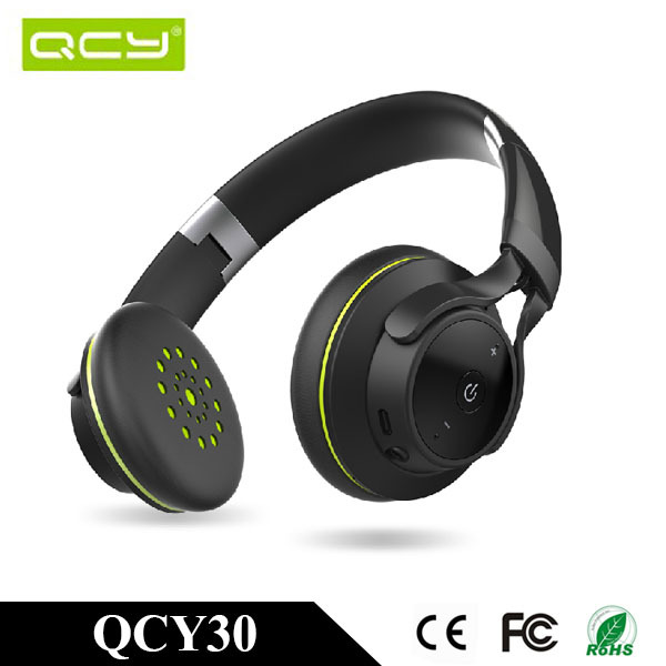 Original QCY QCY30 HiFi Wireless Bluetooth 4.1 Headset With NFC-Enabled Stereo Bluetooth Hearphone Earphone Free shipping<br><br>Aliexpress