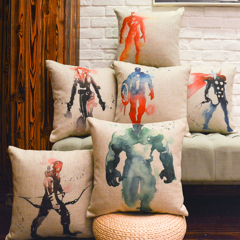 Online Buy Wholesale avengers throw from China avengers throw Wholesalers Aliexpress.com