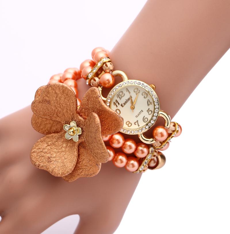 Christmas party High-end Flower Luxury Women Dress Watches Fashion Hot Summer Quartz Watch WristWatch Relojes Feminino<br><br>Aliexpress