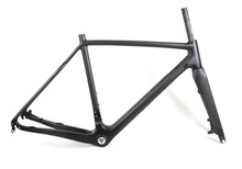 Buy Dengfu bikes CX disc brake FM286, Cyclocross bike carbon fiber bicycle frame,disc brake for $555.00 in AliExpress store