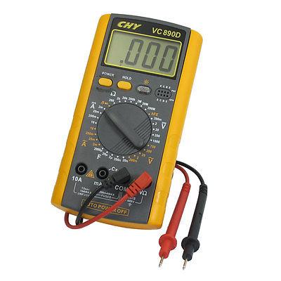 200mV-700V AC Voltage Resistance Meter Digital Multimeter w 2 Test Lead<br><br>Aliexpress