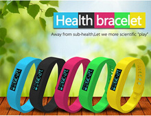 Colorful BT 4.0 Smart Wristband Akin Fitbit Flex Smart Bracelet for iPhone 4s/5/5s/5c/6/6 Plus Samsung S3/S4/S5/Note 2/Note3