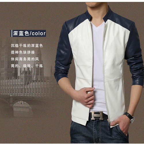 Men Jackets Slim Fit Tall