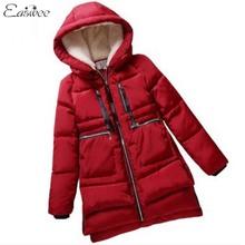 Chaqueta de Invierno para Mujer con capucha de algodón – Talle M-5XL