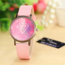 KEZZI Brand Leather Lady Causal Watch Analog Women Dress Watches Fashion Quartz Watch Women Wristwatch relogio feminino K964