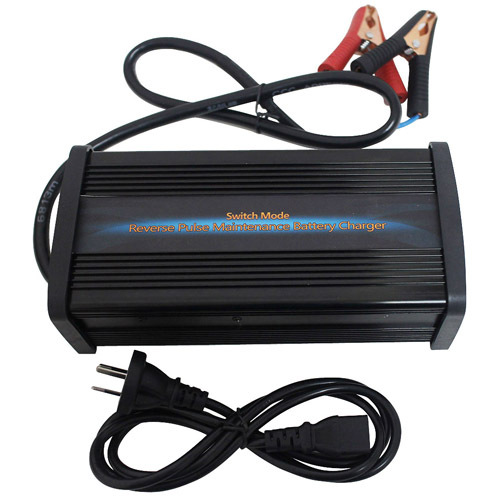 36V10A High frequency lead acid Negative Pulse Desulfation battery charger(China (Mainland))