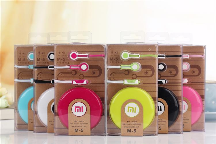 Гаджет  New style xiaomi earphones stereo headset bass mic headphones for xiaomi 2s m3 m4  Samsung Galaxy s5 s6  iphone5 5s None Бытовая электроника