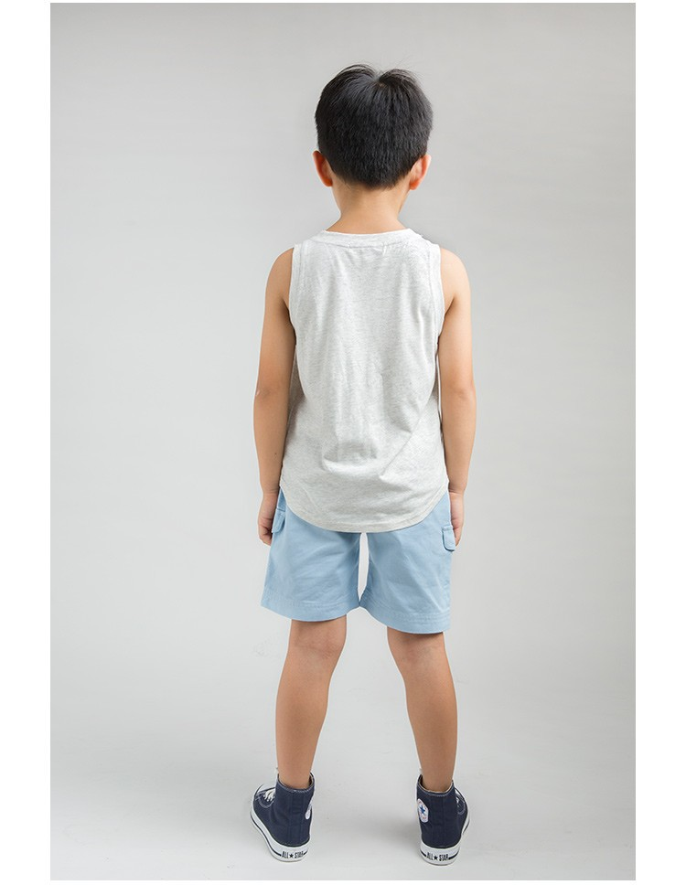 grey kids shirts boys