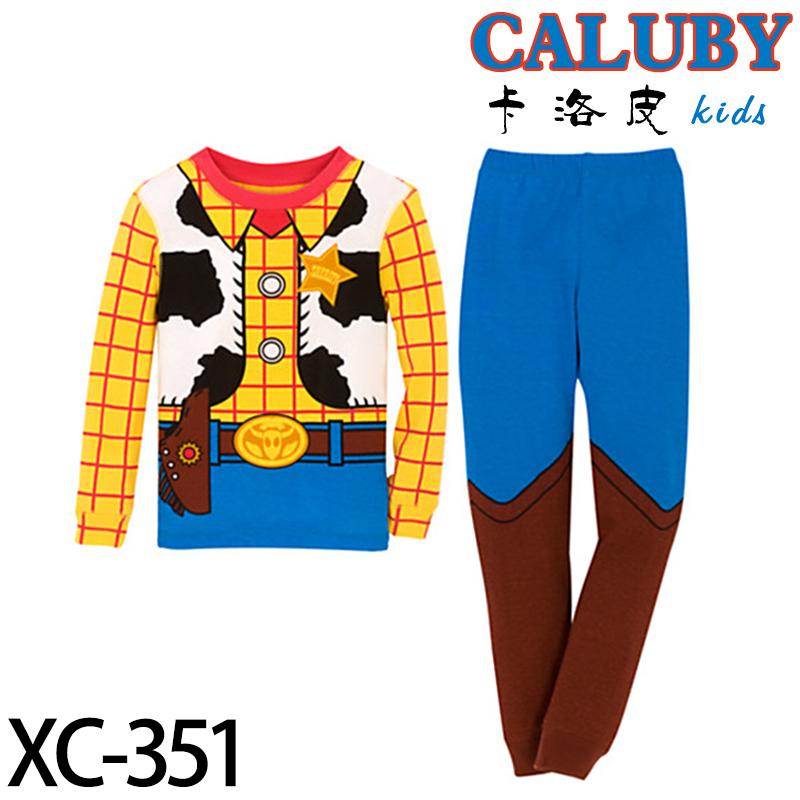"""Retail Sale kid pajama sets Toy Story""""Woody"""" fullsleeve top+ Pants 2 ..."""