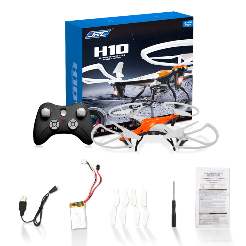 JJRC H10 2.4G remote control aircraft RC Helicopter Drone With Camera HD 2MP Dron RC Flight Simulator Drones Kids toys(China (Mainland))